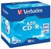 Obrázek CD Verbatim - CD - R v krabičce standard