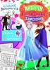 Obrázek JIRI MODELS Frozen 2 omalovánky se samolepkami A4